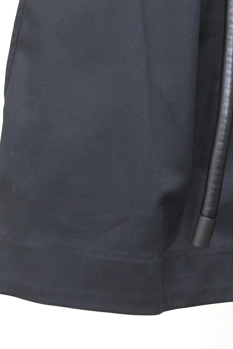 3.1 PHILLIP LIM ロープベルトショートパンツ(BLACK)  [20SS]