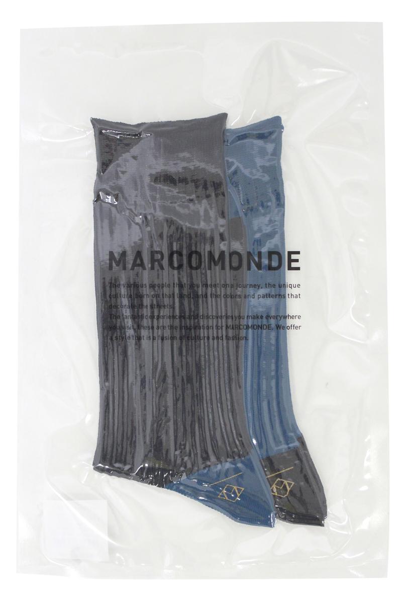 MARCOMONDE 2Pソックス
