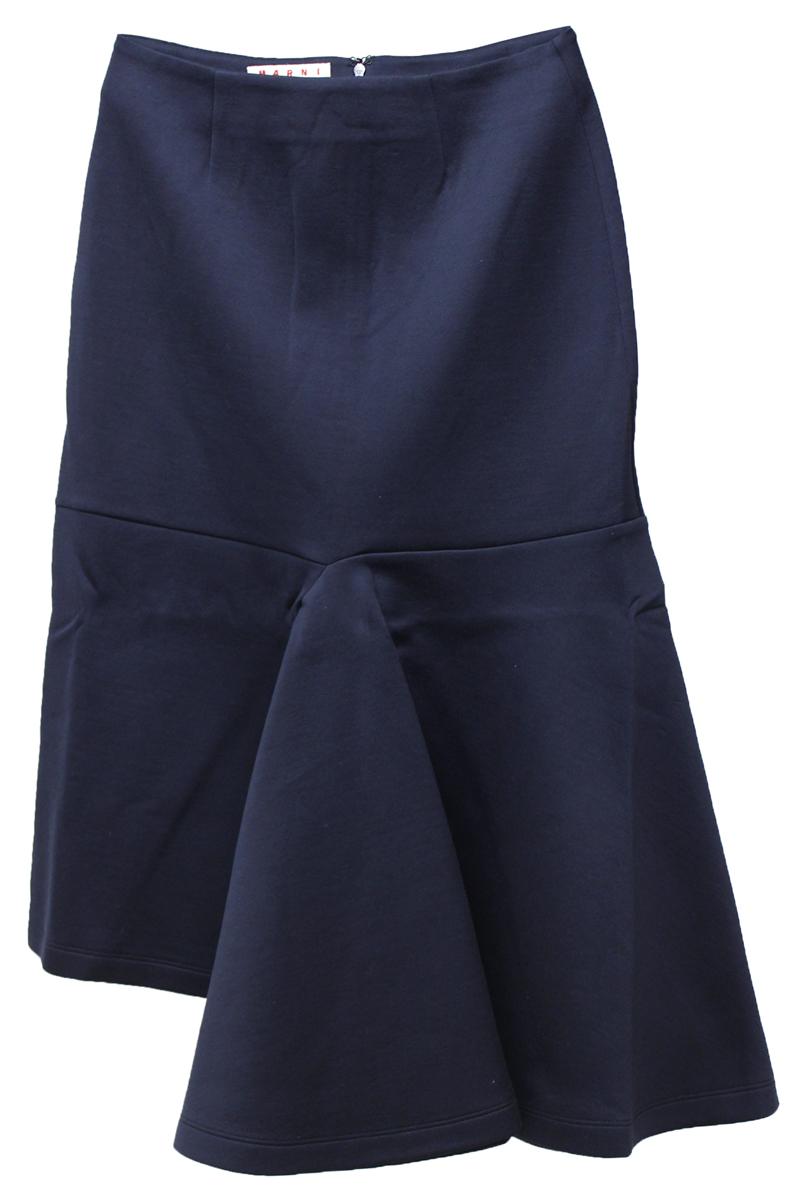 MARNI 【30%OFF】アシンメトリースカート【20SS】
