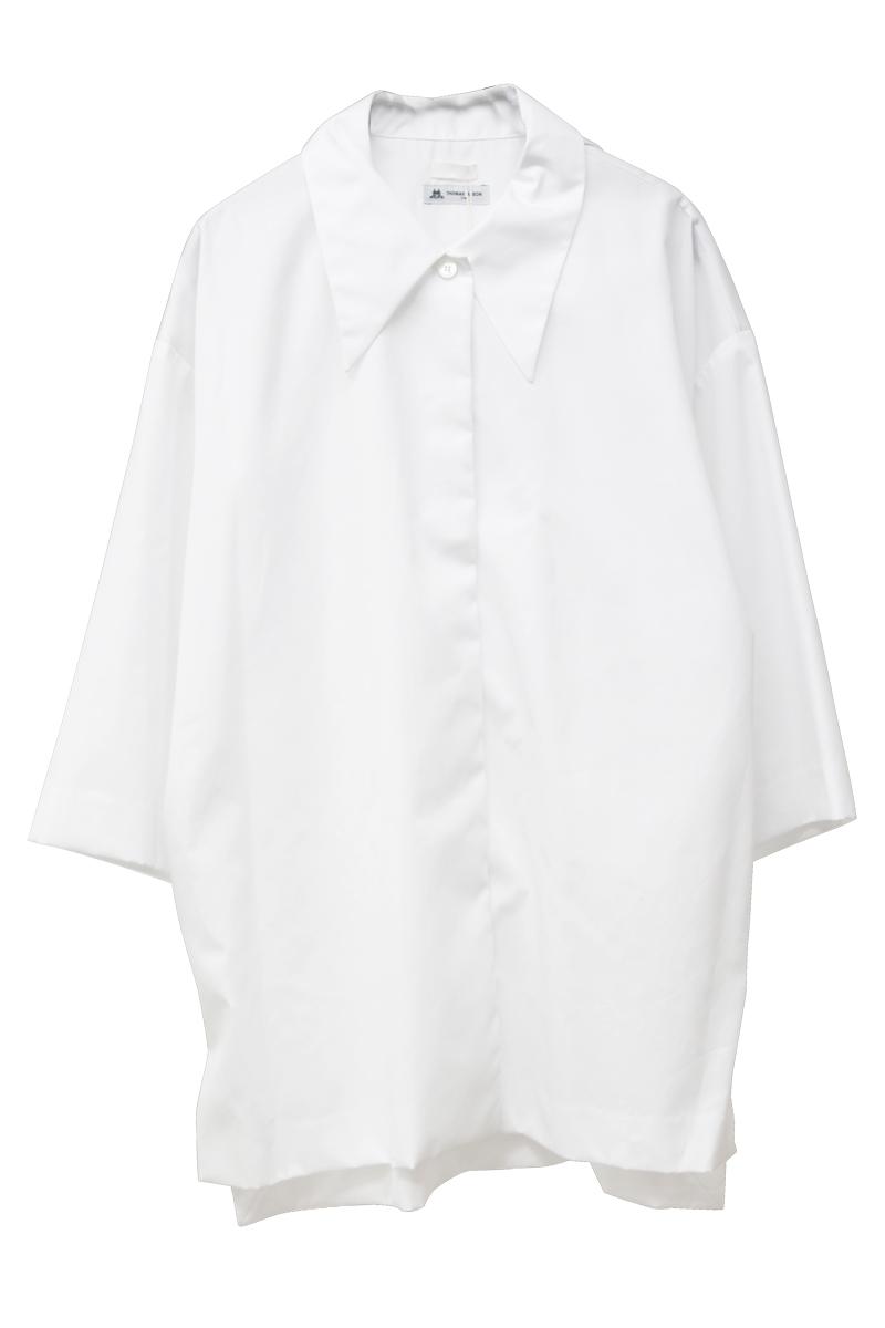 SEEALL .【40%OFF】ハーフスリーブシャツ