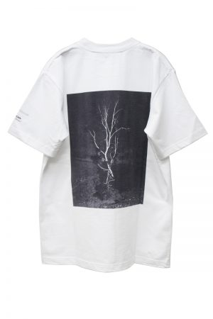 JOHN LAWRENCE SULLIVAN 【30%OFF】バックプリントTシャツ【20SS】