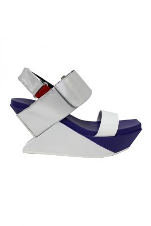 UNITED NUDE Delta Wedge サンダル(BLUE) [20SS]