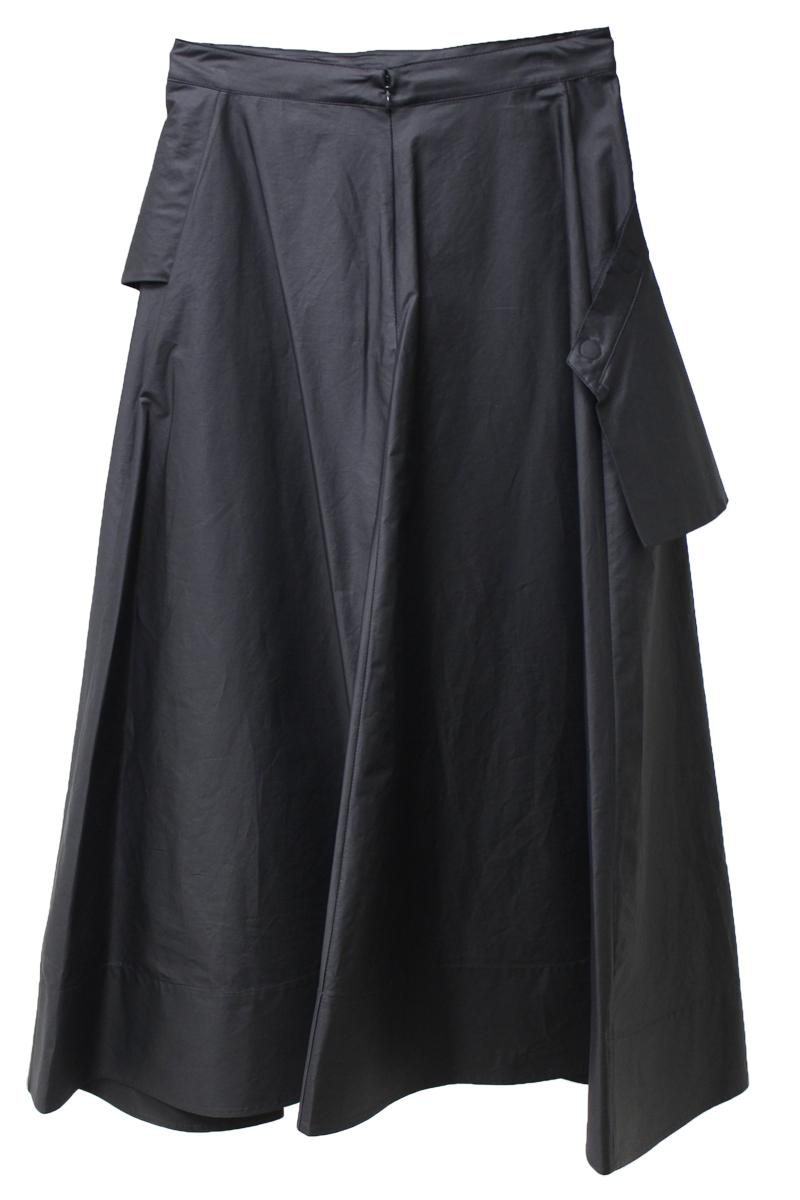 3.1 PHILLIP LIM 【40%OFF】ラッフルフロントスカート【20SS】