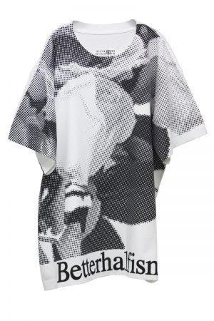 MM6 MAISON MARGIELA モザイクプリントTシャツ【20SS】