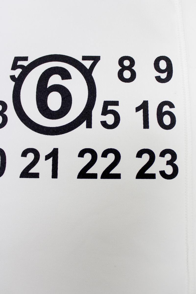MM6 MAISON MARGIELA 【50%OFF】ロゴナンバートートバッグ [20SS]