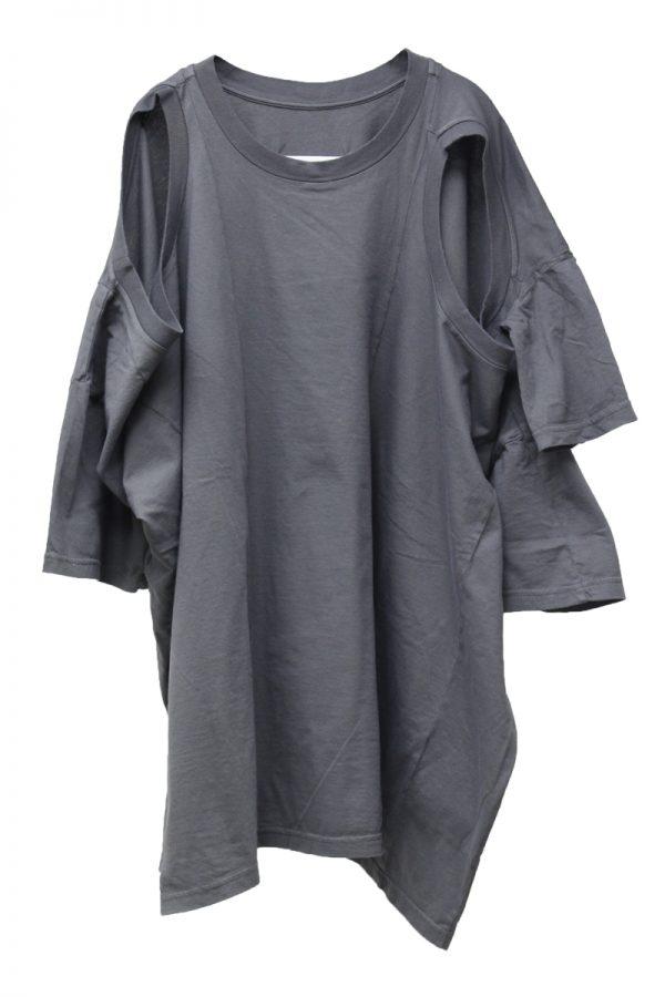 MAISON MARGIELA ショルダーホールTシャツ【20SS】