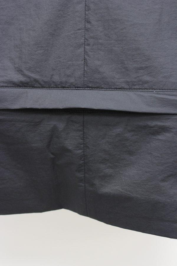 STAND ALONE ナイロンテーラードジャケット【20SS】