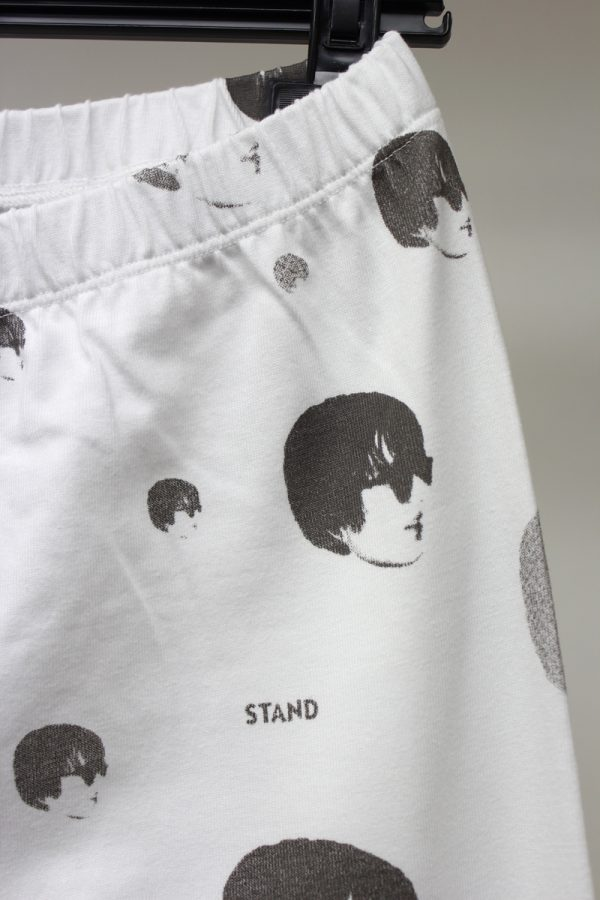 STAND ALONE フェイスプリントレギンス【20SS】