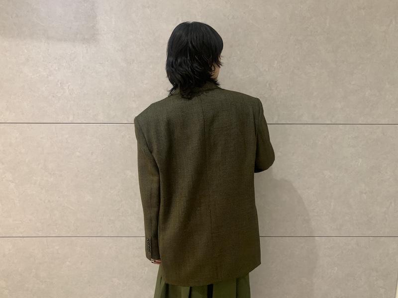 JOHN LAWRENCE SULLIVAN 【40%OFF】ダブルブレストジャケット【20SS】