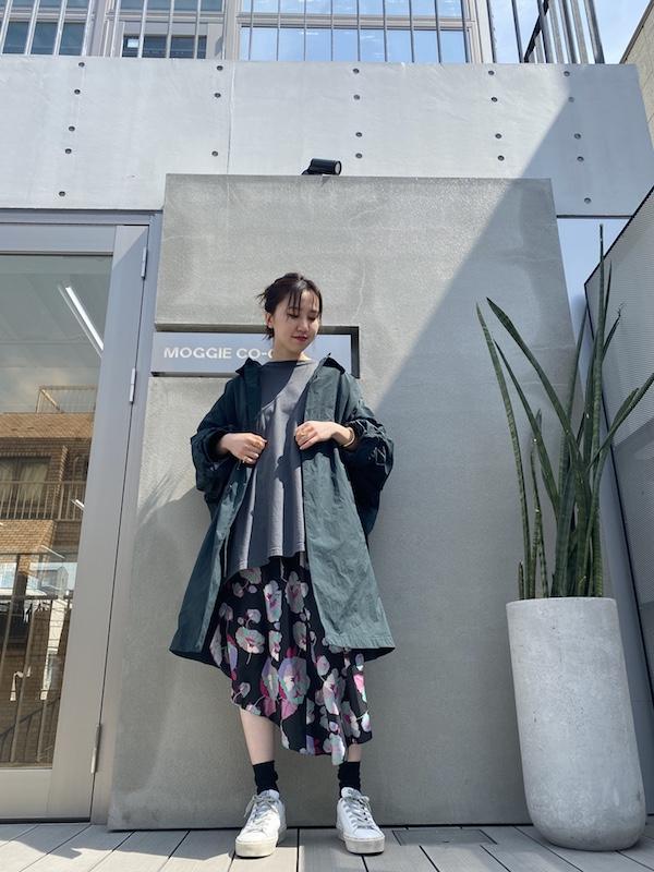 ISABEL MARANT 【40%OFF】大花柄ラップ風スカート [20SS]