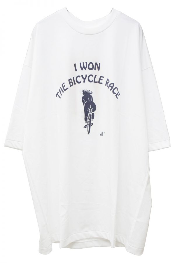 MAISON EUREKA BICYCLE RACE Tシャツ【20SS】