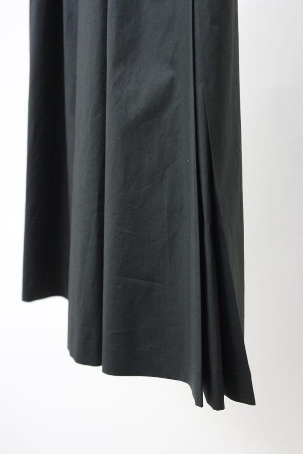 lot lamb フロントボタンスカート【20SS】