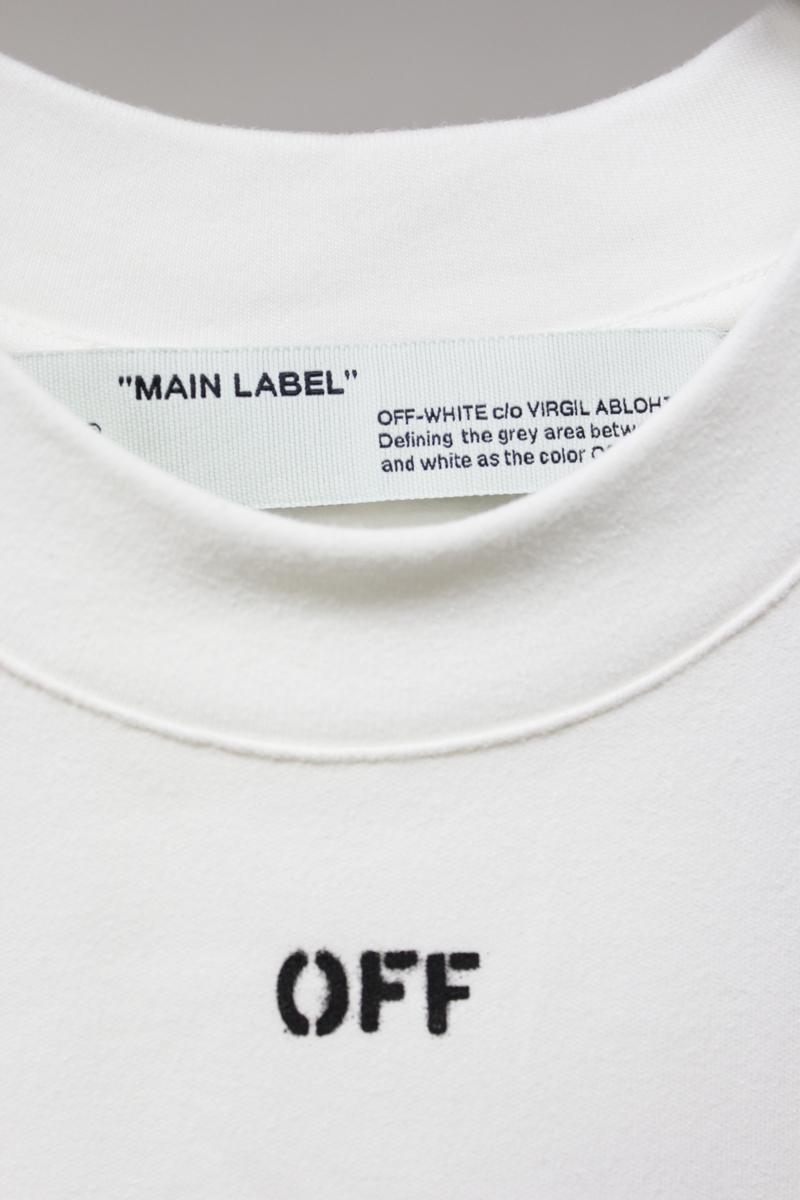 OFF-WHITE TOMBOY Tシャツ【20SS】