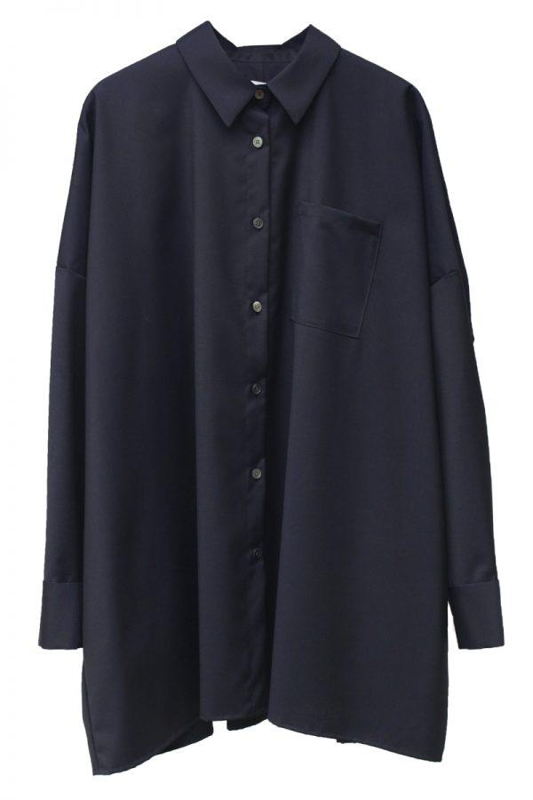 SEEALL ワイドシャツ【20SS】