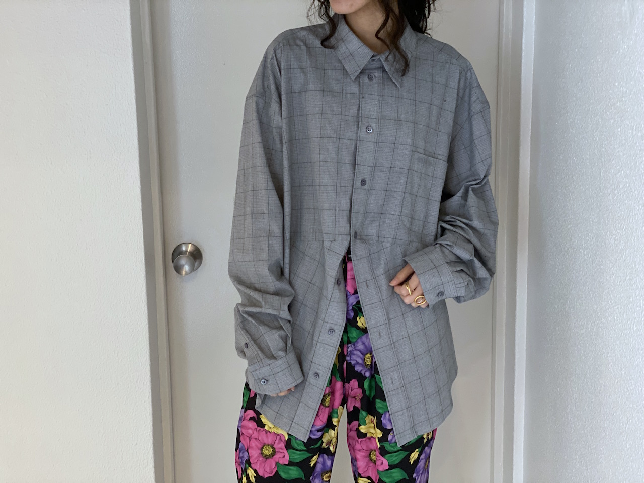 BALENCIAGA 【40%OFF】スウィングシャツ【20SS】
