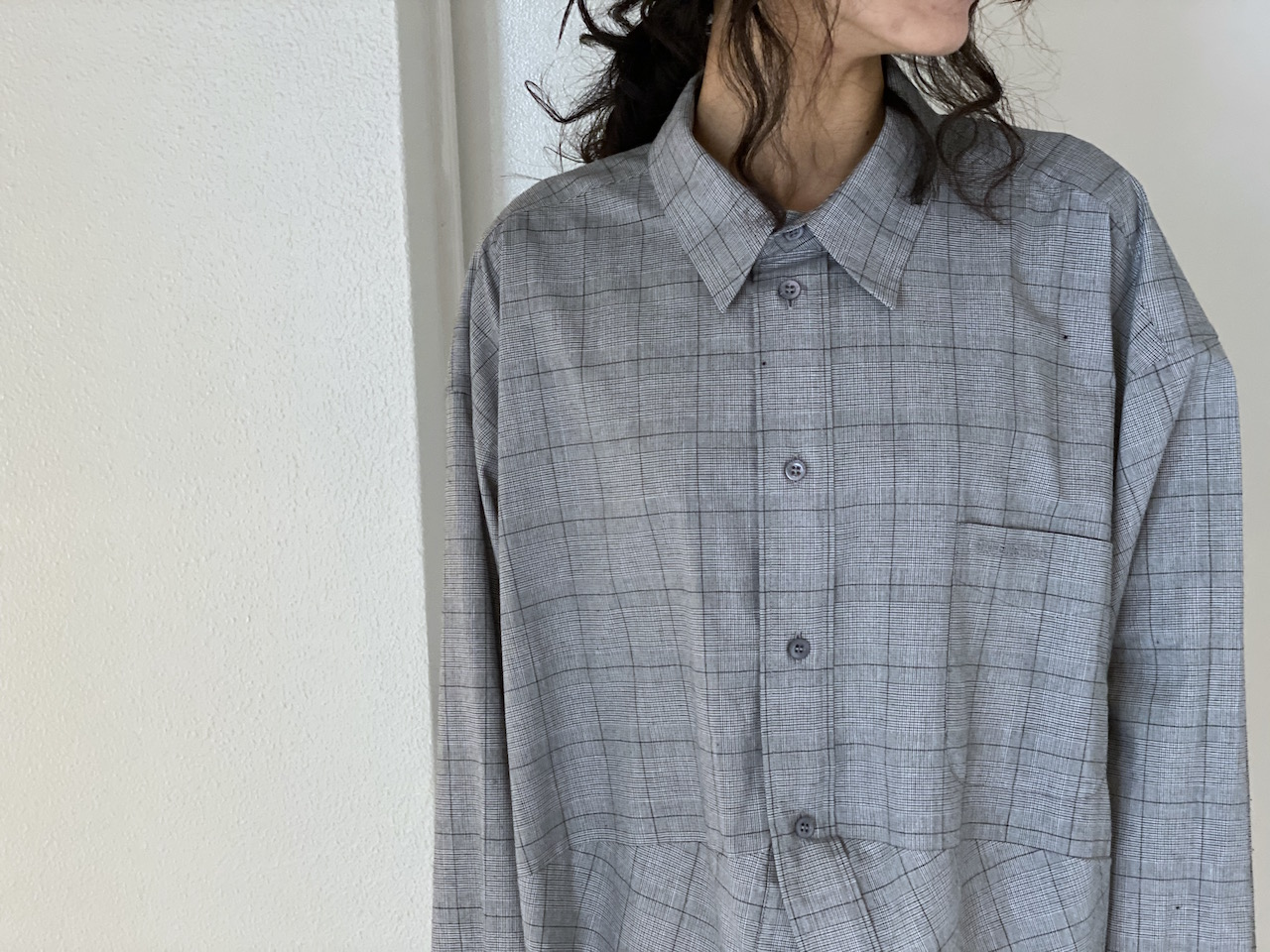 BALENCIAGA スウィングシャツ【20SS】