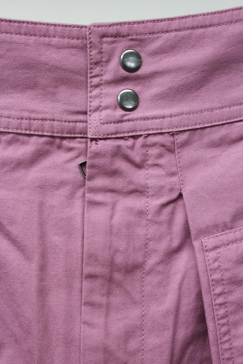 ISABEL MARANT 【40%OFF】コットン裾リボンパンツ