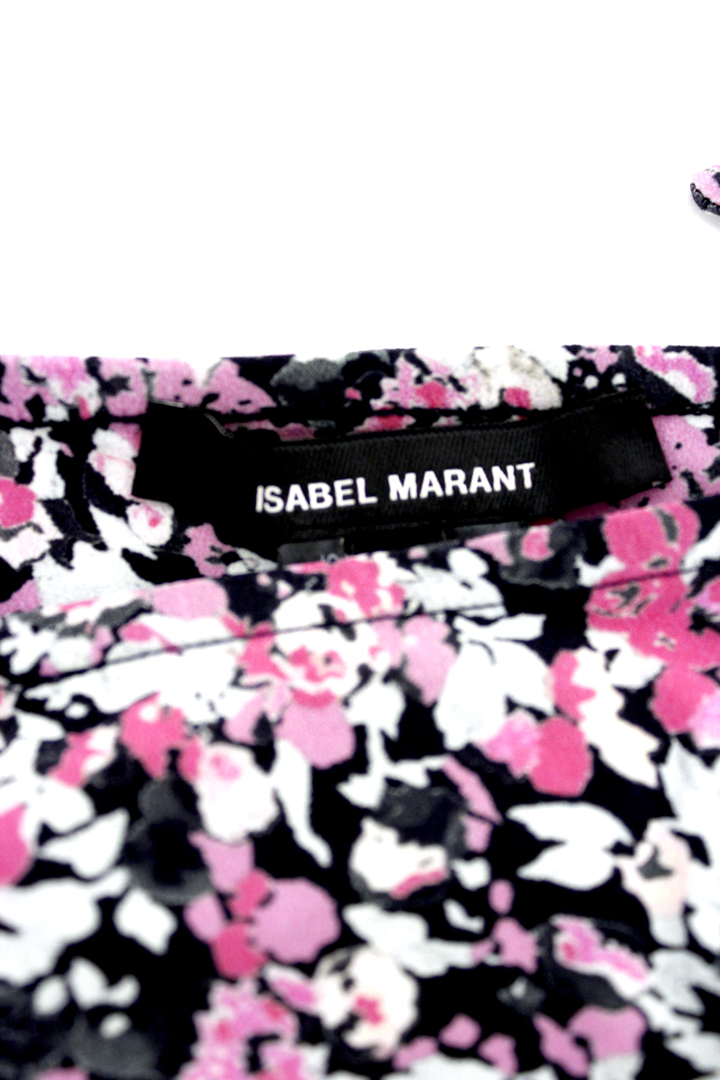 ISABEL MARANT 【40%OFF】花柄ビキニショーツ [20SS]