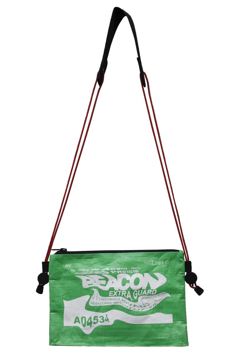 Kolor BEACON BEACON ロゴサコッシュ [20SS]