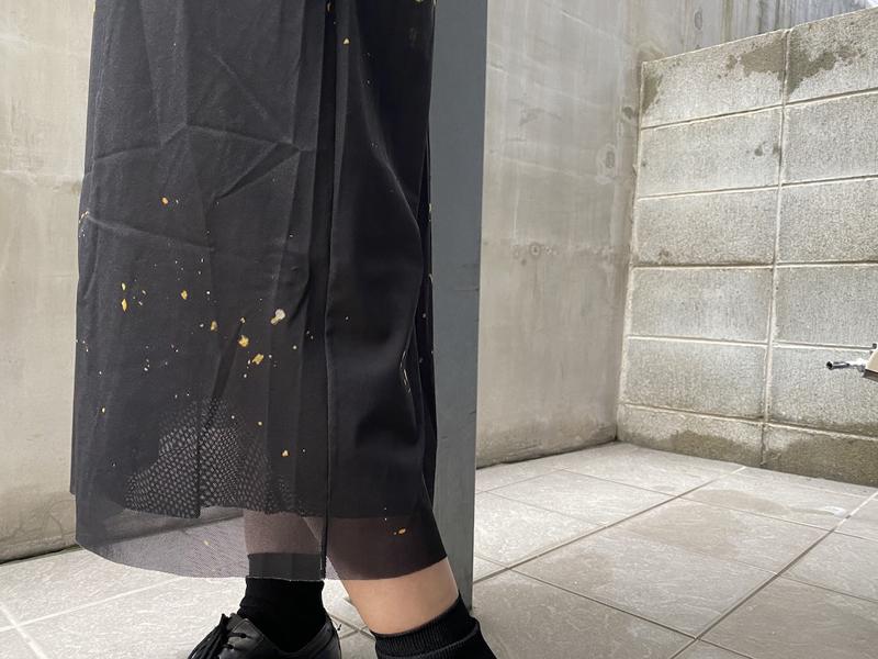 rokh 【40%OFF】ギャザードレス【20SS】