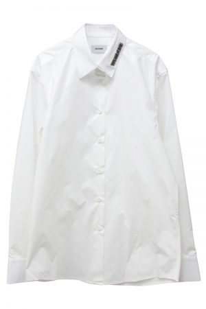 WE11DONE 【40%OFF】グロッシーシャツ [20SS]