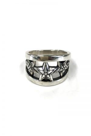 CODY SANDERSON 5 Star in Star Cut Out RING