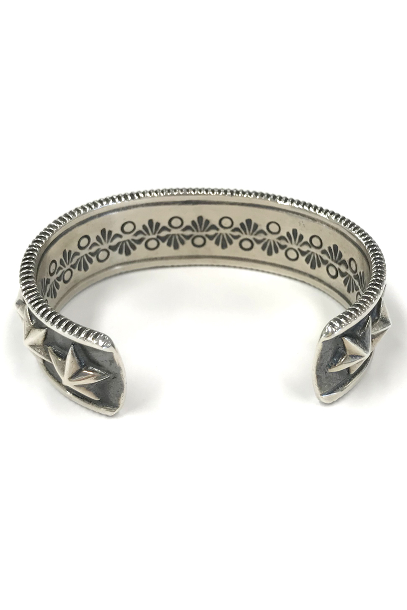 CODY SANDERSON Double Dipper Star with Filed Wire Edge CUFF