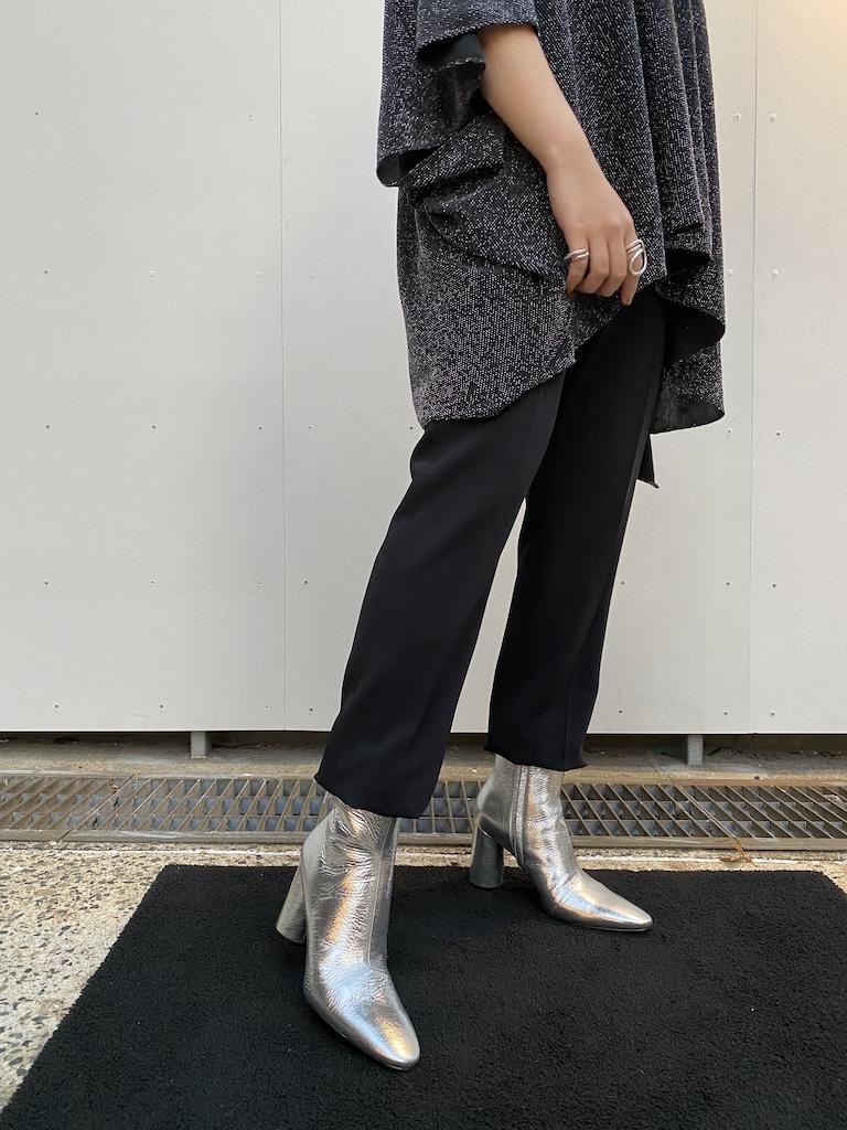 BALENCIAGA 【40%OFF】メタリックブーツ【20SS】