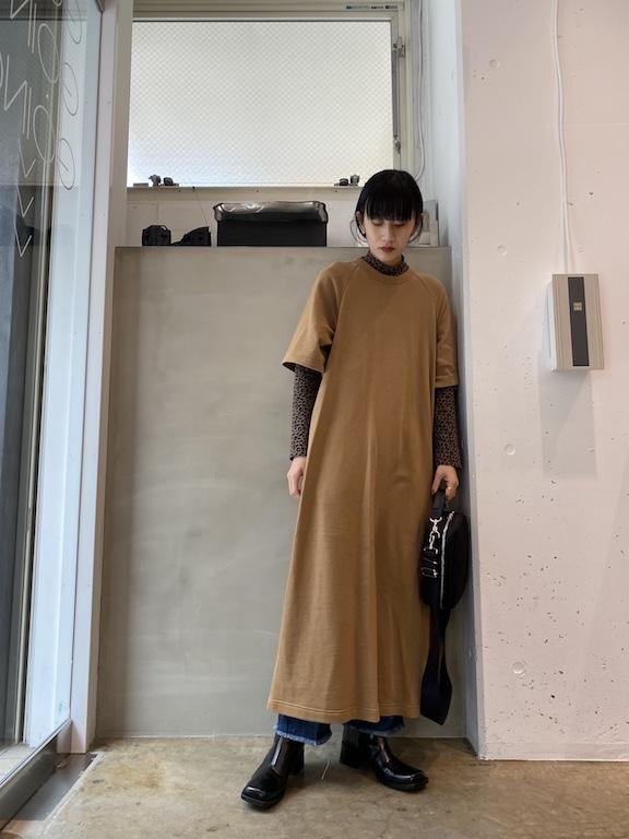 petite robe noire 別注ワンピース