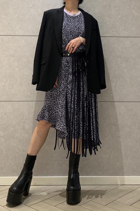 SARA LANZI 【40%OFF】フリンジベルト