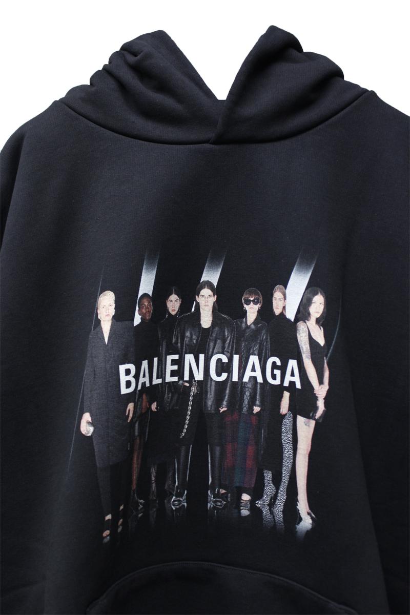 BALENCIAGA REAL BALENCIAGAフーディ