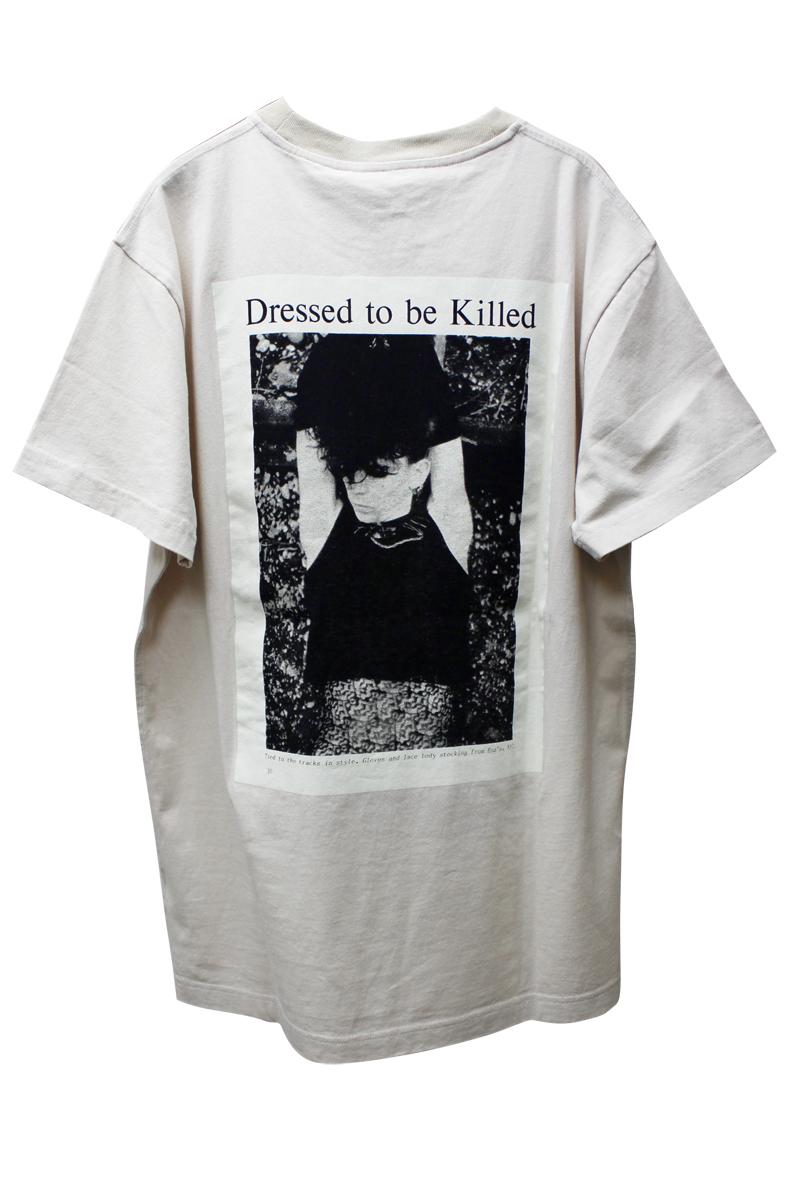 Acne Studios 【30%OFF】パンクプリントTシャツ【20SS】