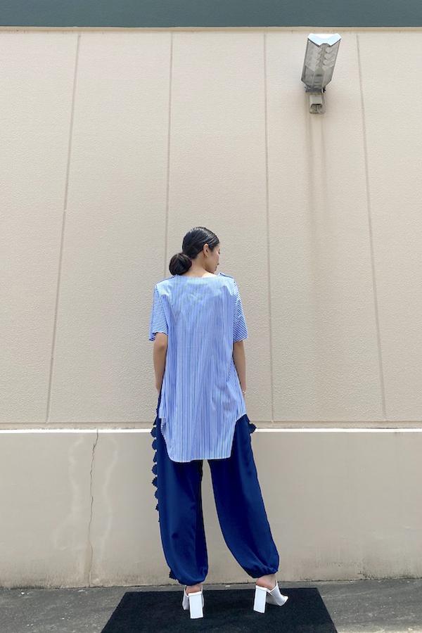 STELLA McCARTNEY 【30%OFF】シルクトラウザーズ【20SS】