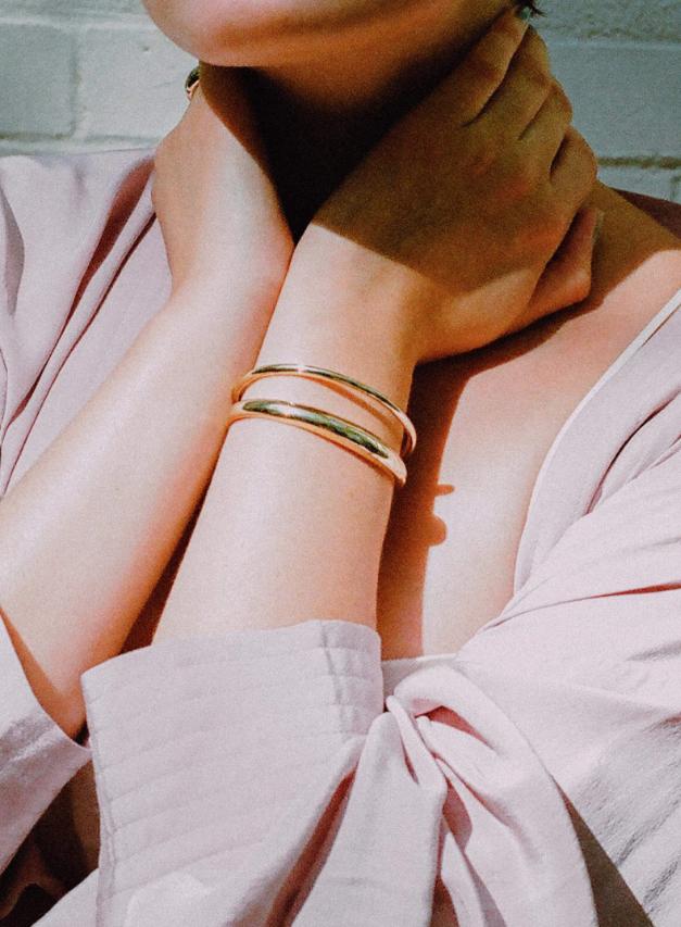 SASAI jewelry Echo Bracelet