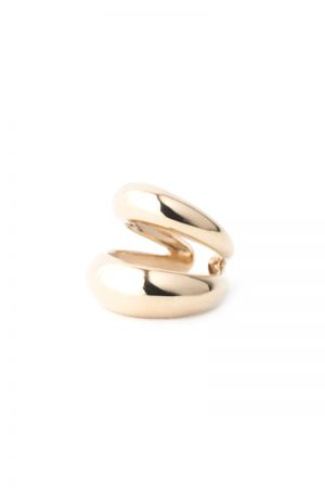 SASAI jewelry Echo Pinky Ring