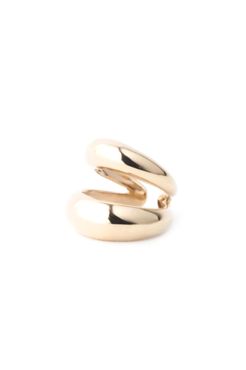 SASAI jewelry Echo Pinky Ring