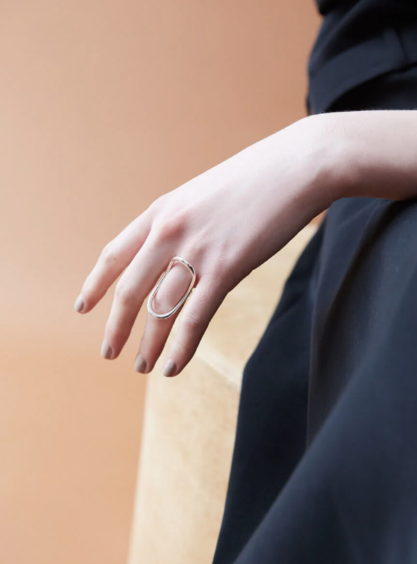 SASAI jewelry Shimai Ring Large