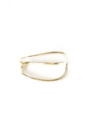 SASAI jewelry Shimai Twin Ring