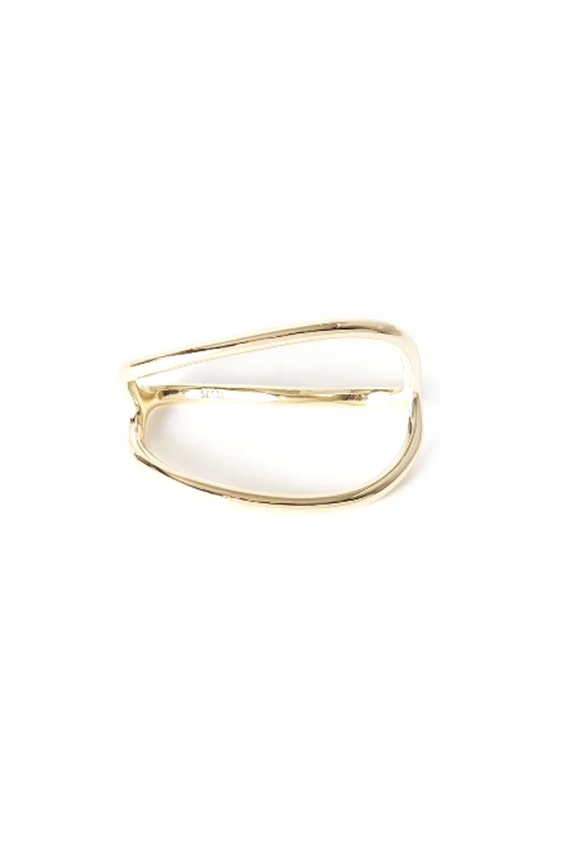 SASAI jewelry Shimai Twin Ring