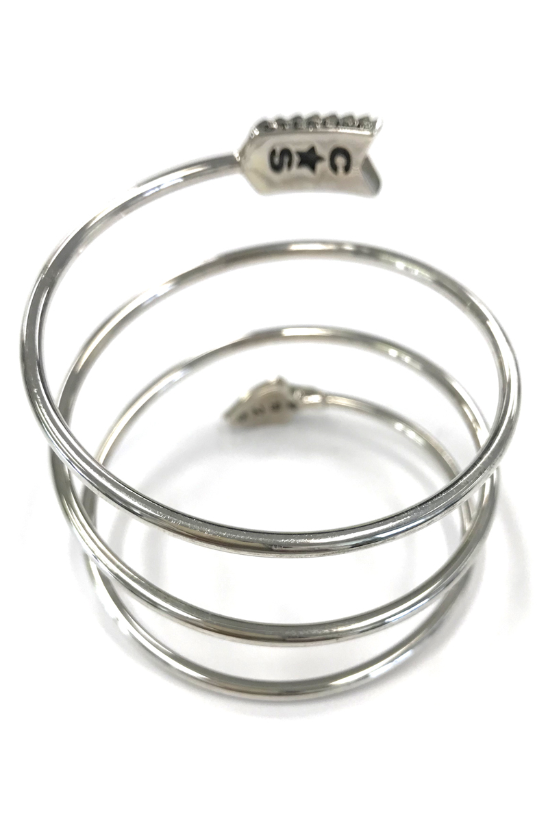 CODY SANDERSON Clean Spiral Arrow Bracelet