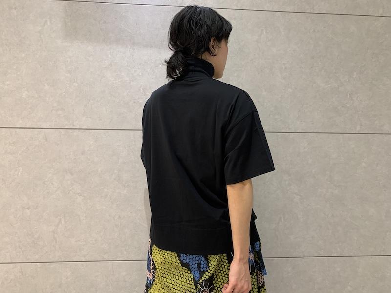 Acne Studios 【20%OFF】ハイネック半袖トップス【20SS】