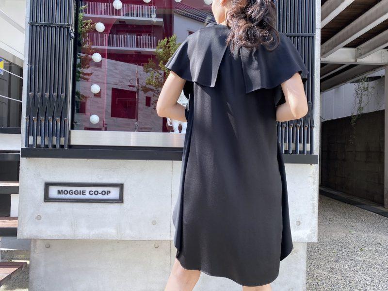 STELLA McCARTNEY 【40%OFF】ラッフルミニドレス【20SS】