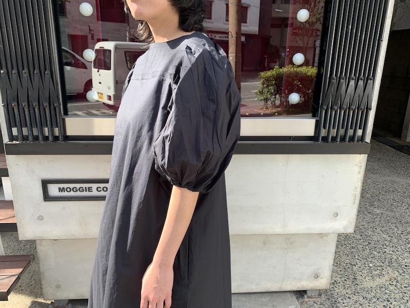 Merlette 【40%OFF】フロントタック半袖ワンピース 【20SS】