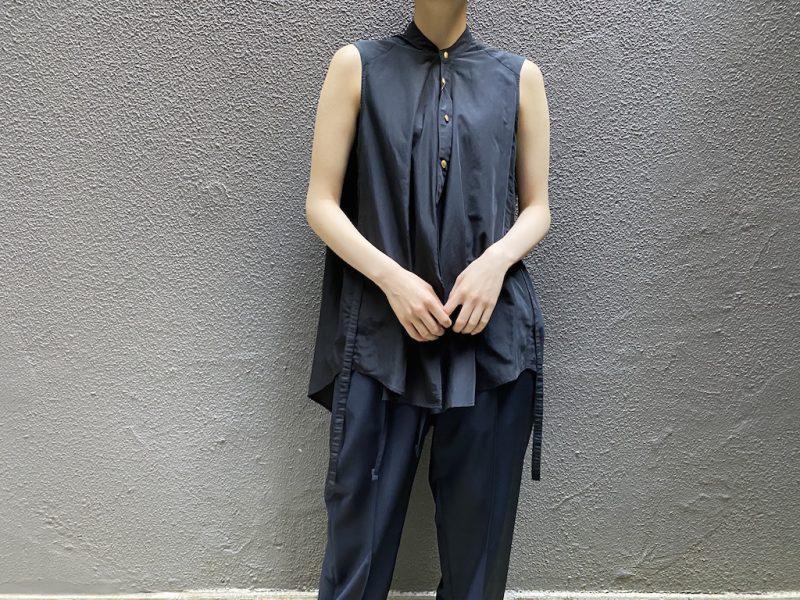 FEMMENT 【40%OFF】ノースリーブブラウス【20SS】