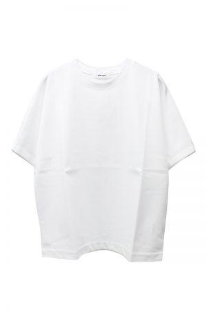 ebure クルーネックTシャツ  【20SS】