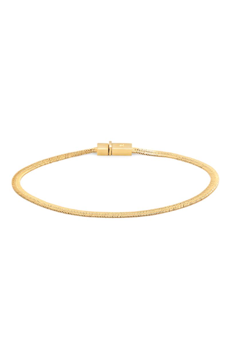 TOM WOOD Herringbone Bracelet
