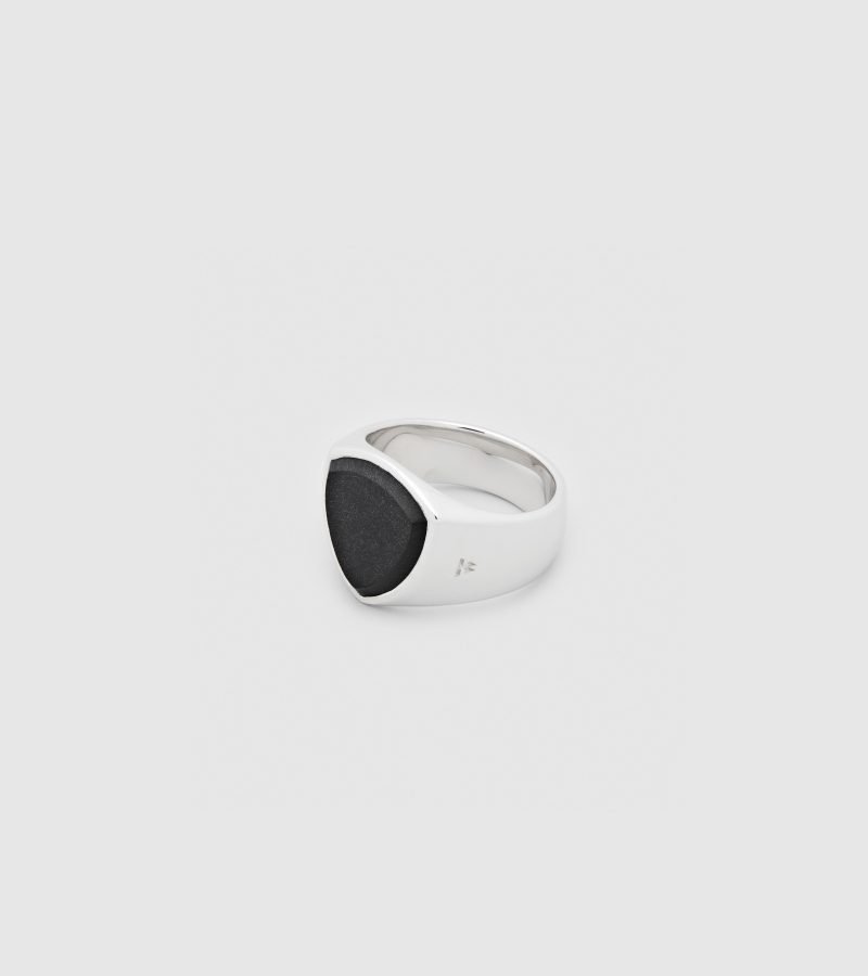 TOM WOOD Shield Black Onyx