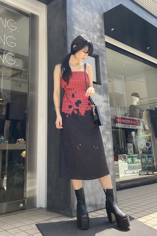 rokh 【40%OFF】スリップドレス【20SS】