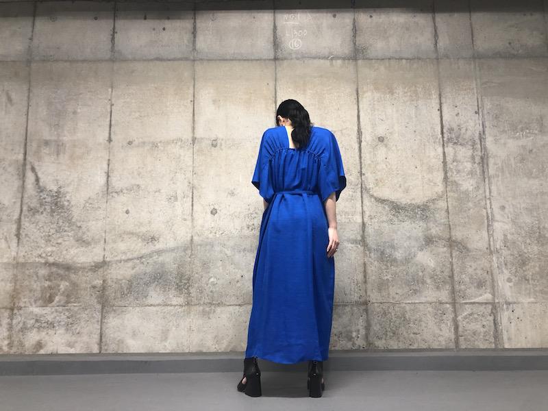 Christian Wijnants 【40%OFF】半袖ロングワンピース【20SS】