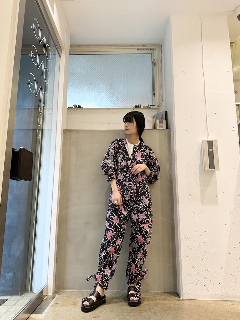 ISABEL MARANT 【40%OFF】花柄オールインワン